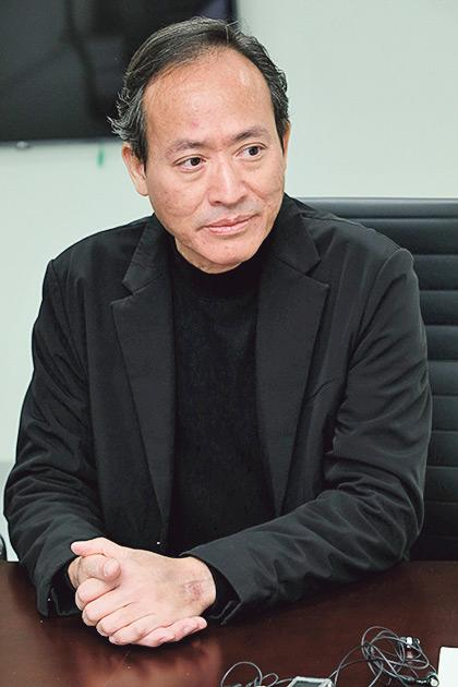 ▲香港樹仁大學中國語言文學系系主任、副教授黃君良博士