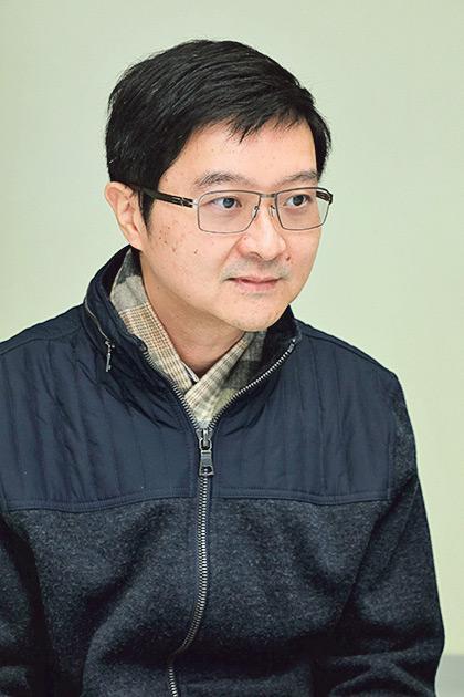 ▲博士生李景輝