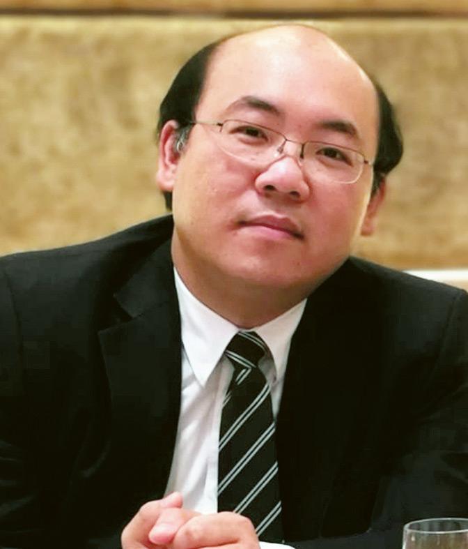▲嶺南大學國際與發展經濟學理學碩士課程執行主任周文港博士