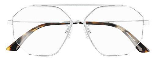 McQ金屬鏡框眼鏡$1200(品牌提供)