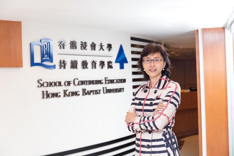香港浸會大學持續教育學院 (HKBU-SCE) 副院長 (課程拓展) 暨幼兒及基礎教育部總監李南玉博士