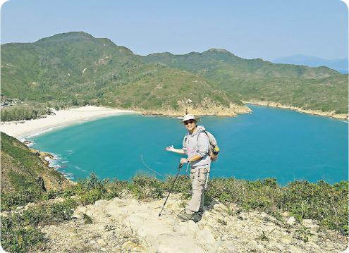 行山鞋、行山杖、漁夫帽 揀啱行山三寶 樂遊郊野間