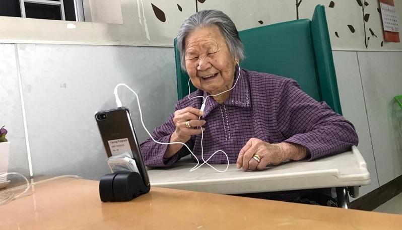 安老服務工作抗疫不停步