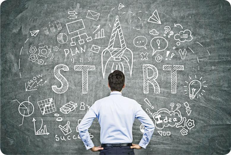 創業準備——創業前要想清楚公司理念,也要預備好事必躬親的心態,還要有半年以上的儲備資金,應對經濟逆轉或突發的社會狀况。(ismagilov@iSotckphoto)