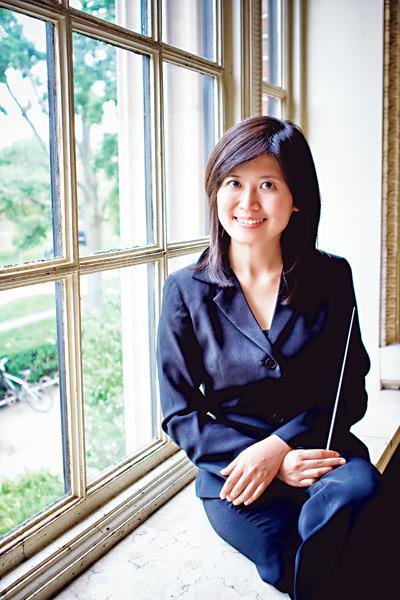 香港浸會大學國際學院(HKBU CIE)音樂學副學士學科統籌羅保莙博士。