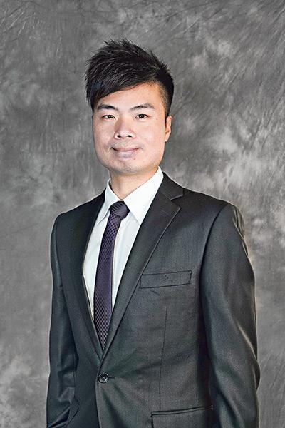 香港專業教育學院(IVE)青衣院校工程系講師關嘉豪。