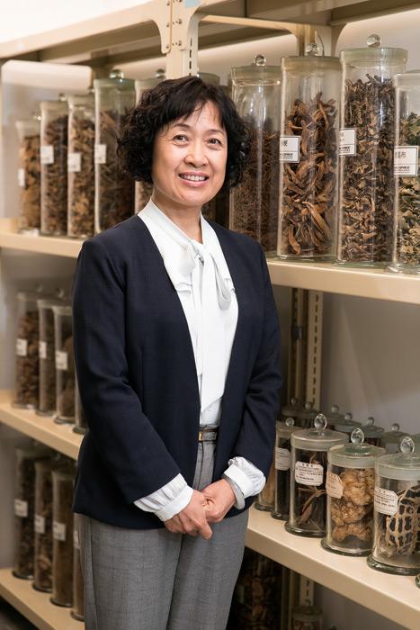HKU SPACE生命科學及科技學院中醫副教授兼課程統籌主任劉玉萍博士