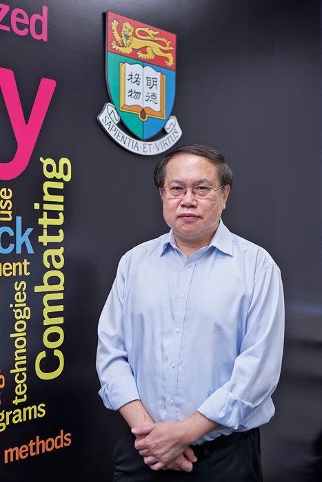 港大計算機科學系副教授及「文理學士(金融科技)」課程主任鄒錦沛博士。