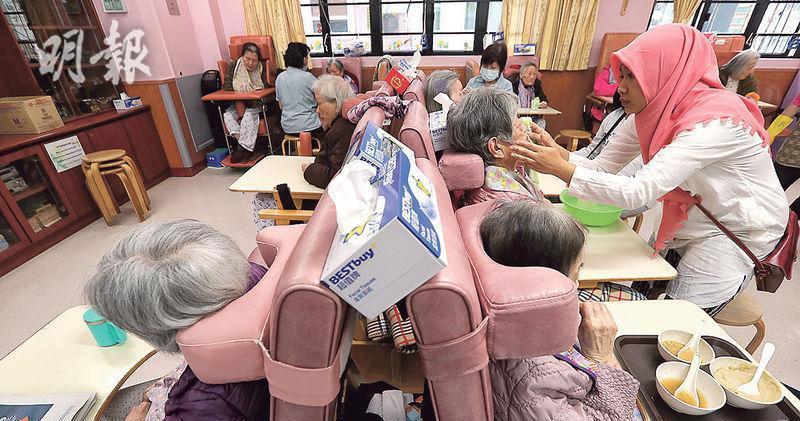 非政府機構資助福利服務分階段恢復
