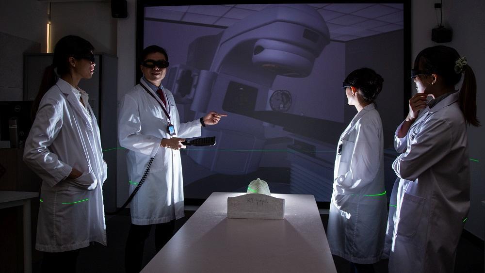 醫學物理學家 癌症治療團隊重要成員<br>跨學科碩士訓練臨牀、科研人才
