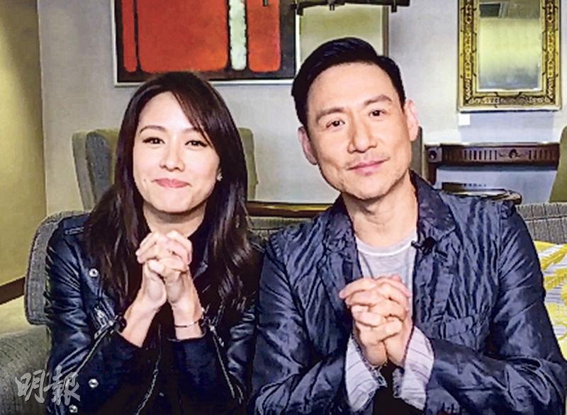 Hksar Film No Top 10 Box Office 2016 02 03 Jacky Cheung Praises Karena Lam For Her Crying