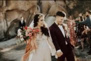 2016最美50婚照(India Earl / Junebug Weddings網站截圖)