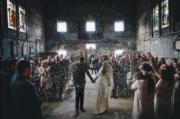 2016最美50婚照(Caroline Briggs of The Twins Weddings / Junebug Weddings網站截圖)