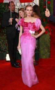 Diane Kruger in Christian Lacroix, 2010.