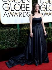 WINONA RYDER in Victor & Rolf.
