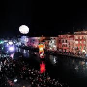 威尼斯嘉年華(venice_carnival_official Instagram圖片)