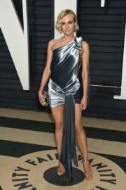 Diane Kruger In Alexandre Vauthier Couture