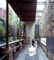 西班牙Barberí 實驗空間 (普利茲克建築獎網站圖片/Hisao Suzuki)
