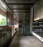 法國美食藝術中心(普利茲克建築獎網站圖片/Hisao Suzuki)