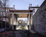 西班牙排屋(Row House)(普利茲克建築獎網站圖片/Hisao Suzuki)