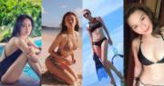 夏日大解放,美女雲集,索爆人妻與女神齊齊曬靚body,當中包括傅穎、張曦雯、楊怡、何超蓮。