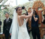 新娘子拋花球好肉緊。