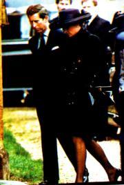 戴安娜(右)(法新社資料圖片)
