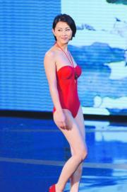 最上鏡小姐袁嘉敏是大熱門卻三甲不入。  (資料圖片)