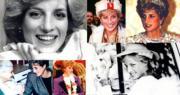 英國「人民王妃」戴安娜逝世20年,光芒從未褪色。(資料圖片)