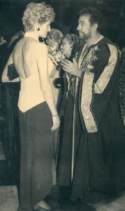 戴安娜(左)(法新社資料圖片)