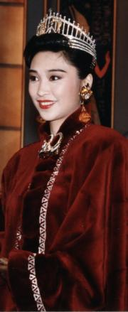 (31)1992年冠軍盧淑儀。(資料圖片)