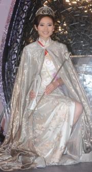 (32)2011年冠軍朱晨麗 。(資料圖片)