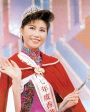 (37)1987年冠軍楊寶玲。(資料圖片)