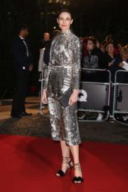 Erin O'Connor In Emilia Wickstead
