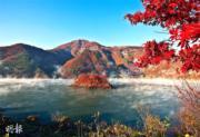 韓國紅葉:全羅北道 Jeoksangsan Mountain