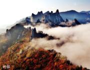 韓國紅葉:江原道雪嶽山國立公園