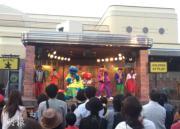 【大阪環球影城】芝麻街歌舞表演(黃廷希攝)