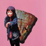 胡蓉「萬花筒」個人畫展