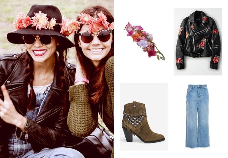【去 Clockenflap 穿什麼?】女生造型 Style Guide:穿出波希米亞氣息