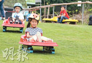 好去處﹕沙頭角親子農莊遊  青草場滑走城市繁囂
