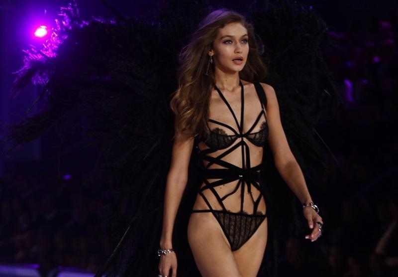 【天使爭崩頭?】原因未明!Gigi Hadid 黯然宣布退出 Victoria's Secret 年度大騷