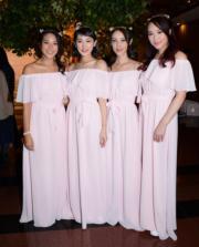 吳嘉熙、蔡穎恩、陳凱琳、陳瀅看好姊妹出嫁,可有為自己的婚事著急?(資料圖片)