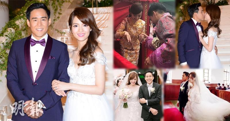 【長洲戀曲】老公豪花數百萬 陳嘉寶做最美新娘