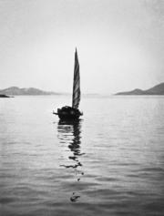 碧波帆影。(圖片及資料由香港社會發展回顧項目提供)