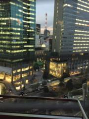 由地下坐升降機到46樓參觀展覽,可欣賞東京景色。(Janice Hui攝)
