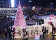 【世界各地聖誕樹】中國北京(法新社)