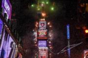 【2018煙花賀新年】美國紐約市(New York City)(法新社)