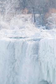 美國一側的尼亞加拉大瀑布(法新社)