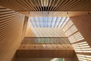 加拿大 Audain Art Museum(RIBA網站截圖)