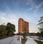 丹麥哥本哈根大學Maersk Tower(RIBA網站截圖)